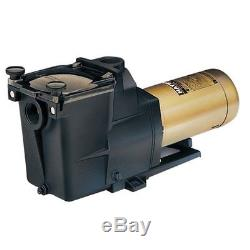 NEW HAYWARD SP2607X10 In Ground Max Swimming Pool SuperPump Pump 1 HP 115/230V