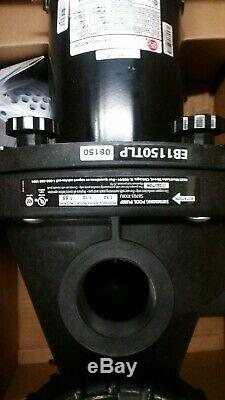 NEW MAKE ANY OFFER! Everbilt 1.5-HP 230/115-Volt In-Ground Pool Pump EB1150TLP