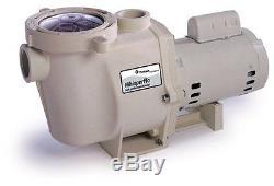 NEW PENTAIR 011774 2 Hp WhisperFlo Inground Swimming Pool Pump WF-28 Efficient