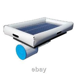 Natural Current Solar Powered Pool Pump Floating Cartridge Filter Above Ground