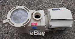New Pentair IntelliFlo VS-3050 In-Ground 3HP Pool Pump 011018 Variable Speed
