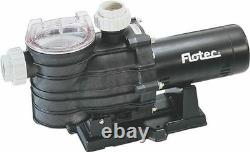 New Sta-rite Flotec USA Made At251501 1 1/2hp Ground Swimming Pool Pump Sale