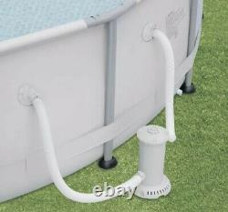 New Summer Waves 1000 GPH Filter Pump for Above Ground Swimming Pools
