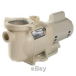 PENTAIR 340040 SuperFlo Inground Swimming Quiet Pool Pump 2 Hp 230V For Parts
