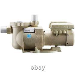 PENTAIR EC-342001 Variable Speed Pool Pump, 1.5 HP Limited Warranty