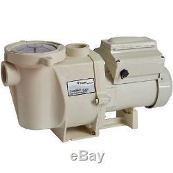 PENTAIR INTELLIFLO VF BIG ENERGY SAVING EFFICIENT VARIABLE 3HP POOL PUMP 011012