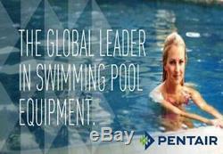 PENTAIR SuperFlo Inground Swimming Pool Single Speed Pump 1 Hp (For Parts)
