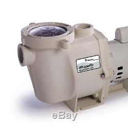 Pentair 011773 1.5 HP WhisperFlo WF-26 Up-Rated In Ground Swimming Pool Pump