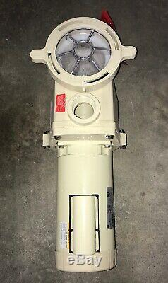 Pentair 011774 2 HP WhisperFlo WF-28 Up-Rated In Ground Swimming Pool Pump