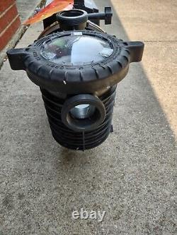 Pentair 013004 3hp 230v Intellipro Vsf Variable Speed & Flow Pump