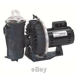 Pentair 1.5 HP Challenger In-Ground High Flow Pool Pump