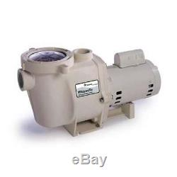 Pentair 1.5HP WhisperFlo WF-26 Up-Rated In Ground Swimming Pool Pump (For Parts)