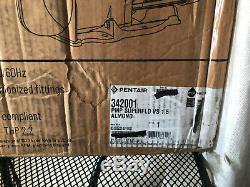 Pentair 342001 SuperFlo VS Variable Speed Inground Pool Pump
