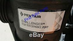 Pentair 345209 Challenger Pump Swimming Pool 3 HP 230V High Pressure 2 Inground