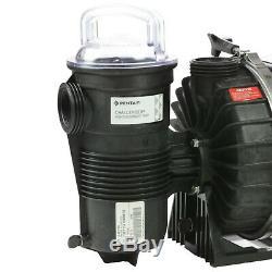 Pentair 346206 CHII-N1-1-1/2A Challenger 1.5 HP 115V/208-230V Inground Pool Pump