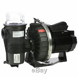Pentair Challenger 1.5 HP 115V/208-230V Inground Pool Pump (For Parts)