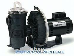 Pentair Challenger 2.0 HP High Pressure Pool Pump 346201