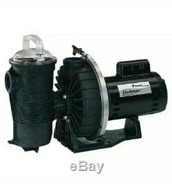Pentair Challenger High Pressure In-Ground Swimming Pool Pump 3HP