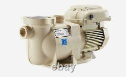 Pentair EC-342001 SuperFlo VS Variable Speed Energy Efficient Swimming Pool Pump