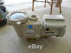 Pentair IntelliFlo 011018 VF In-Ground 3HP Pool Pump