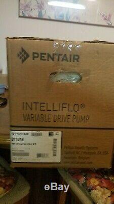 Pentair IntelliFlo VS-3050 In-Ground 3HP Pool Pump