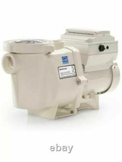 Pentair IntelliFlo VSF 011056 3HP Variable Speed Pool Pump With 2Hi Temp Unions