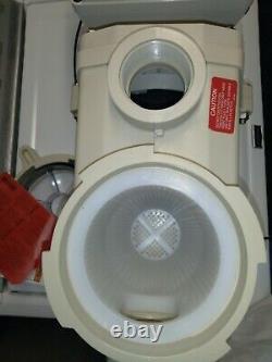 Pentair IntelliFlo Variable Speed 3 HP Pool Pump 2 Inch 011018