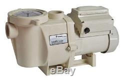 Pentair Intelliflo VS-3050 Variable Speed Inground Swimming Pool Pump 011018
