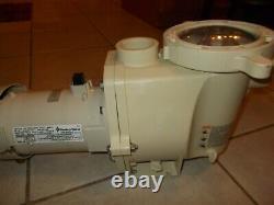 Pentair Intelliflo VS + SVRS 3hp Pool Pump