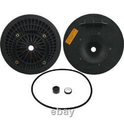 Pentair Sta-Rite Dura Glas P2R P2RA Max-E-Glas Pump Seal Plate Kit C203-193P