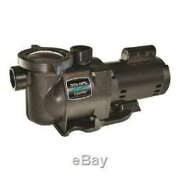 Pentair Sta-Rite SuperMax 1HP Single Speed In-Ground Pool Pump PHK2RA6E-102L