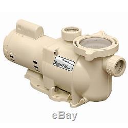 Pentair SuperFlo In Ground 1 HP Pool Pump