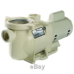 Pentair SuperFlo SF-N1-1A In-Ground 1HP Pool Pump