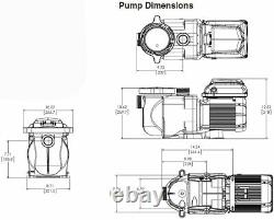Pentair SuperFlo VS Variable Speed Energy Efficient Swimming Pool Pump (Used)