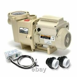 Pentair VS IntelliFlo 011028 Bundle (Includes Pump, Unions, Surge Protector)