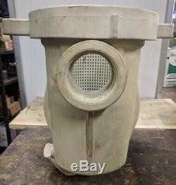 Pentair WhisperFlo 1.5 HP In-Ground Pool Pump WF-26