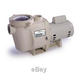 Pentair WhisperFlo 1HP 1 hp Up Rated Inground Swimming Pool Pump WF-24 011772