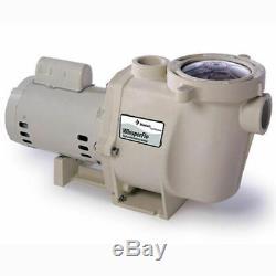 Pentair WhisperFlo 3HP WFE-12 Full-Rated Inground Swimming Pool Pump 011516
