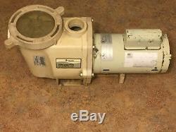 Pentair WhisperFlo WFE-24 REFURBISHED In-Ground 1HP Pool Pump