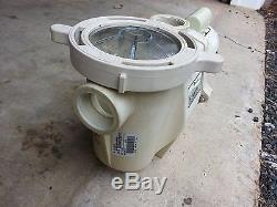 Pentair WhisperFlo WFE-28 In-Ground 2HP Pool Pump