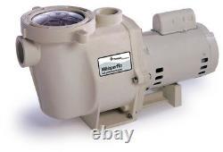 Pentair Whisperflo 1.5 HP Pool Pump Purex 011773 Wf-26