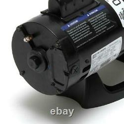 Polaris PB4-60 3/4 HP Booster Pump for Pressure Side Pool Cleaners, 115V/230V