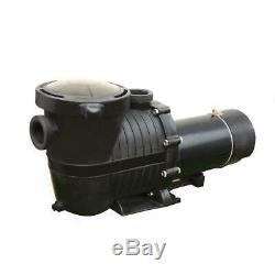 Pro II 2-Speed In Ground 0.4-2 HP Pool Pump, 2880-6300 GPH 72 ft. Max Head