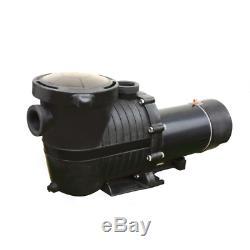 Pro Ii 2.0Hp In Ground Dual Speed Pool Pump