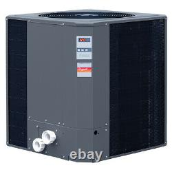 Raypak 016010 103k BTU Digital Heat Pump Titanium