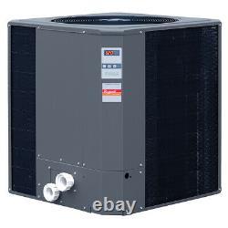 Raypak 016015 119k BTU Digital Heat Pump Titanium