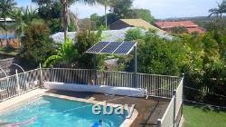 Solar Pool Pump Jintai Cheers China Tesla JP31-19 72V 1200W GPM 136 Head 62