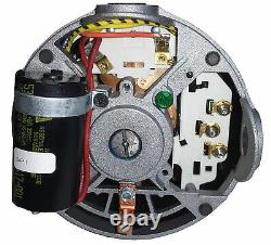 Spa Hot Tub Pump 2hp, 2 Speed, 230 Volts, 1.5 Side Discharge
