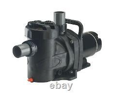 Speck BADU Pro-III E 1.5 HP Single Speed In Ground Pool Pump