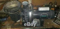 Sta-Rite IntelliPro VS3050 P6E6Y4H-209L In-Ground 3HP Pool Pump